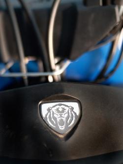 yamaha grizzly logo