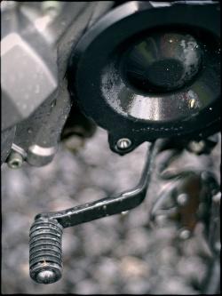 yamaha mt-03 dzwignia zmiany biegow