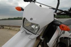 Przednia lampa WR250R