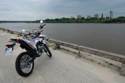 Yamaha WR250R Warszawa
