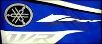 yamaha wr250 logo naklejka