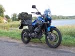 Yamaha Tenere 660 mazury