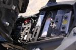 Yamaha Tenere XTZ660 brak schowka