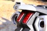 Yamaha Tenere XTZ660 lampy tylne