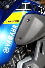 Yamaha Tenere XTZ660 logo Tenere oslona