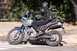 Yamaha Tenere XTZ660 miasto