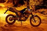 Yamaha Tenere XTZ660 noc
