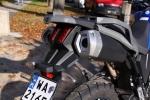 Yamaha Tenere XTZ660 sekcja tylna