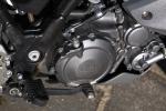 Yamaha Tenere XTZ660 silnik prawa strona