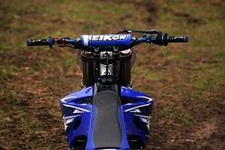 Yamaha YZ 450 F detale