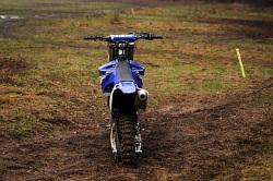 Yamaha YZ 450 F tyl
