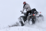 ATV Arctic Cat H1 TRV 700 EFI