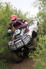 Arctic Cat ThunderCat 1000 zjazd z gorki