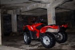 wewmatrz bunkra trx420 rancher fourtrax honda test a mg 0151