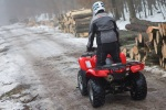 wyjazd na droge trx420 rancher fourtrax honda test a mg 0165