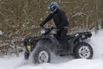 jazda po sniegu polaris sportsman 850 test b mg 0145