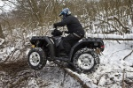 przejechana kloda polaris sportsman 850 test b mg 0021