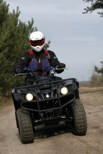 Big bear 250 quad przod