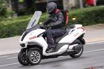 2014 Peugeot Metropolis 400i bialy