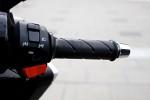 Blokowanie kol Peugeot Metropolis 400i