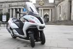 Peugeot Metropolis 400i 2014 przod