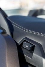 2016 BMW C 650 GT grzanie siodla