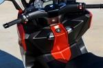 2016 BMW C 650 Sport wypelnienie