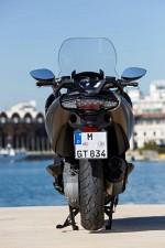 BMW C 650 GT tyl