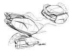 Projektowanie C650 Sport detale