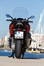 Tyl BMW C 650 Sport