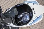 Pojemnosc schowka Suzuki Burgman 125 2014