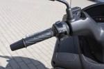 Suzuki Burgman 125 2014 kierownica