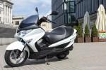 Suzuki Burgman 125 ABS bialy