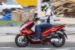 jazda prosto Honda PCX Scigacz pl