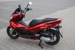 lewy tyl Honda PCX Scigacz pl