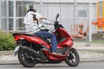 zakret Honda PCX Scigacz pl