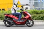 zakret na Honda PCX Scigacz pl