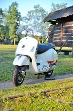 vespa gts 300 super country