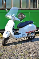 vespa gts 300 super weekend