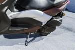 podnozki pasazera xmax skuter