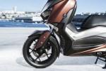 xmax 300 skuter profil