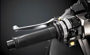 SYM MaxSym 600i ABS sterowanie