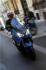Madryt BMW C600 Sport 2012