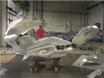 Maksiskuter BMW C650 GT 2012 projekt