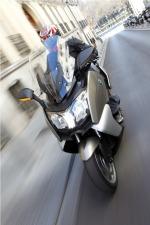 Miasto BMW C650 GT 2012