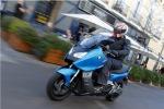 Miejski BMW C600 Sport 2012