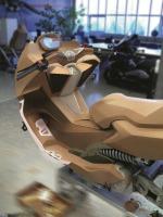 RD Maksiskuter BMW C650 GT 2012