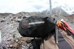 Modeka Ventura GT w drodze na Elbrus 3400 m n p m