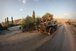 Tureckie wojsko w drodze do Sirrui