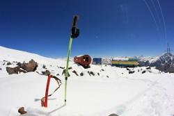 Zejscie z Elbrusa do latwych nie nalezalo
